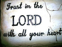 Trust in the Lord-Featured